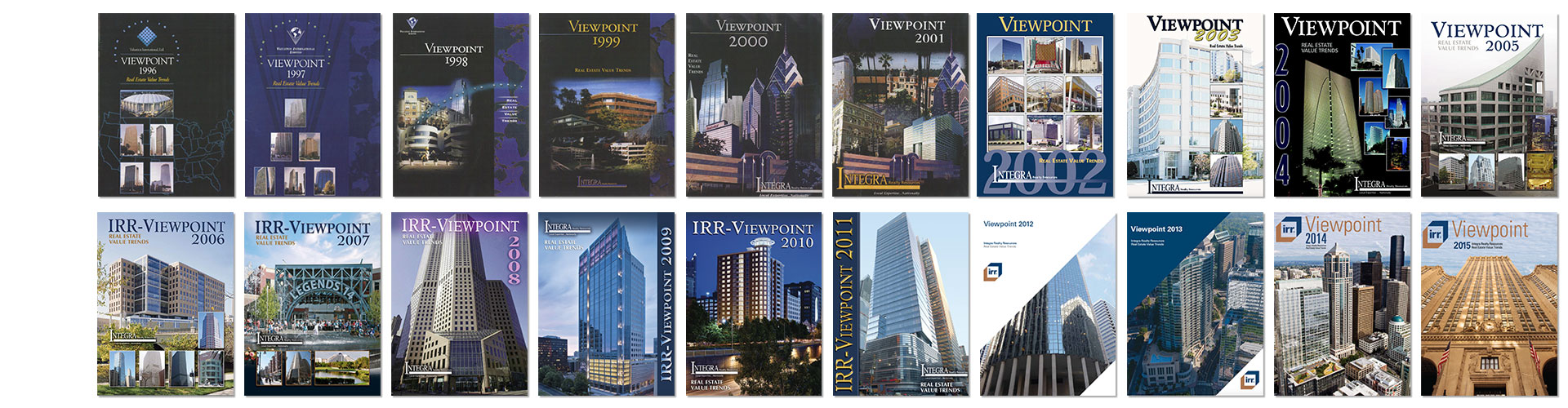 Since 1995, Viewpoint has been a CRE Industry Must-Read