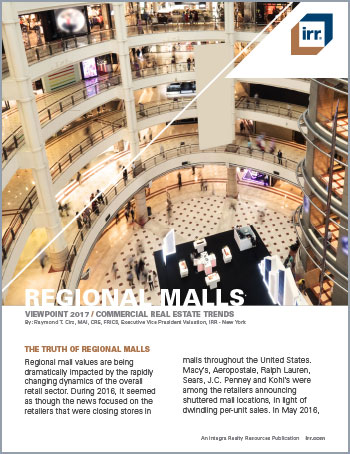 Regional Malls and National Retail Reports Released