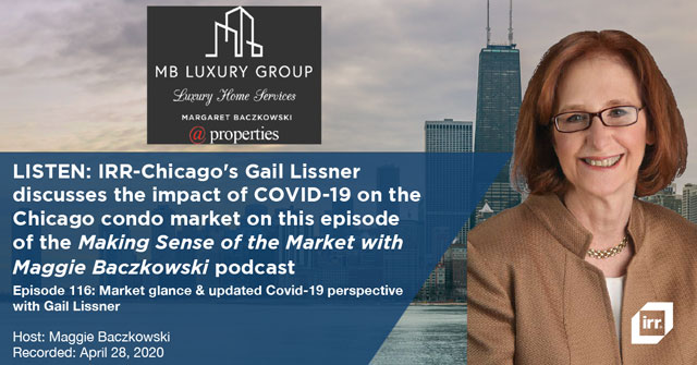 Market glance & updated Covid-19 perspective with Gail Lissner