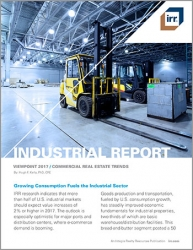 Just-Released: 2017 Viewpoint National Industrial Report