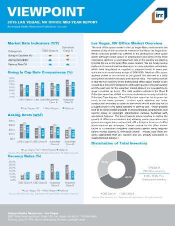 2016 Mid-Year Viewpoint Las Vegas Office Report