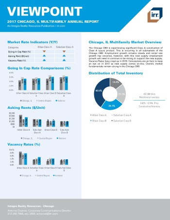 2017 Viewpoint Chicago Multifamily Report