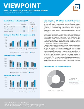 2017 Viewpoint Los Angeles Office Report
