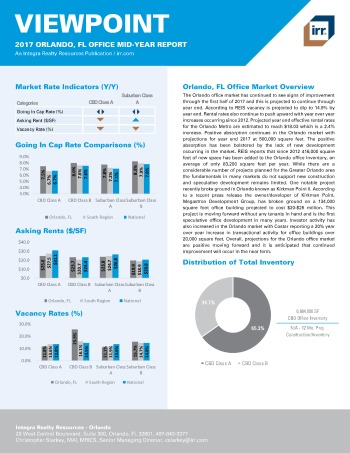 2017 Mid-Year Viewpoint Orlando Office Report