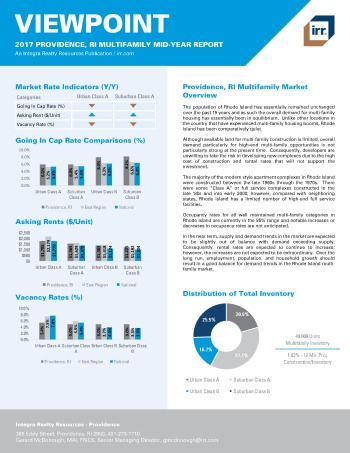 2017 Mid-Year Viewpoint Providence Multifamily Report