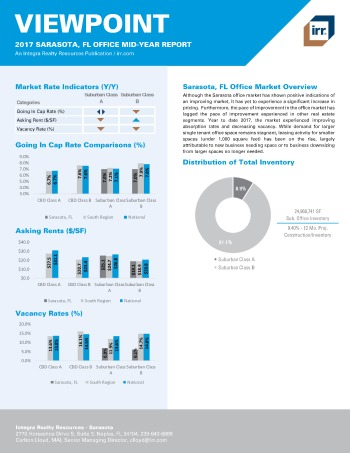 2017 Mid-Year Viewpoint Sarasota Office Report