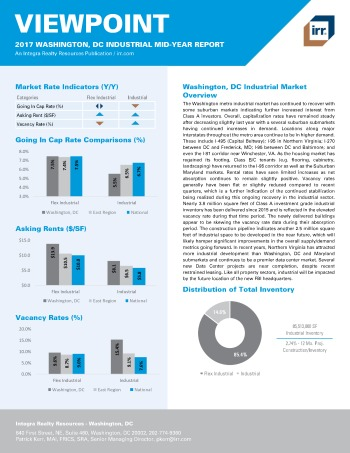 2017 Mid-Year Viewpoint Washington Industrial Report