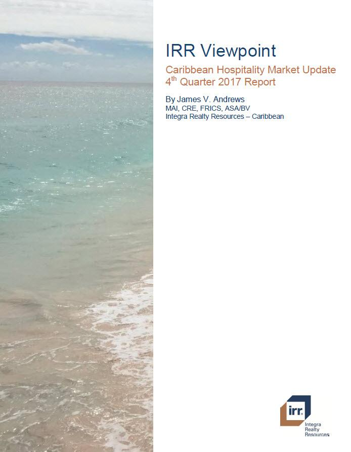 2017 Year-End Viewpoint Caribbean Hospitality Report