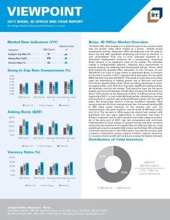 2017 Mid-Year Viewpoint Boise Office Report
