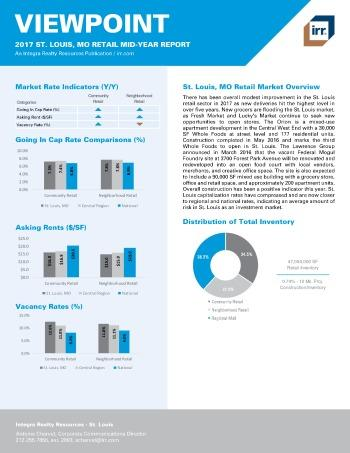 2017 Mid-Year Viewpoint Saint Louis Retail Report
