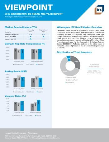 2017 Mid-Year Viewpoint Wilmington Retail Report