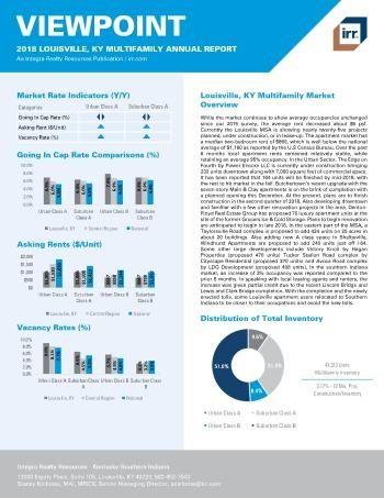 2018 Viewpoint Louisville Multifamily Report