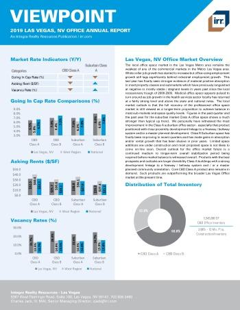 2019 Annual Viewpoint Las Vegas Office Report