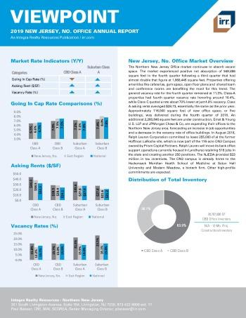 2019 Annual Viewpoint New Jersey Northern Office Report