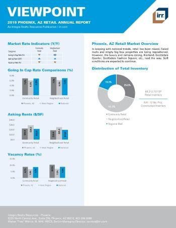 2019 Annual Viewpoint Phoenix Retail Report