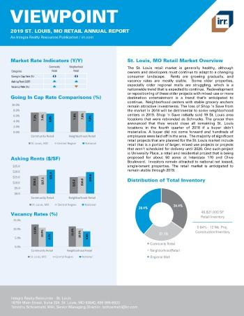 2019 Annual Viewpoint St. Louis Retail Report