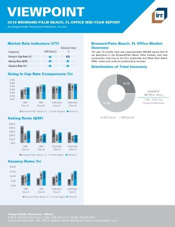 2019 Mid-Year Viewpoint Broward-Palm Beach Office Report