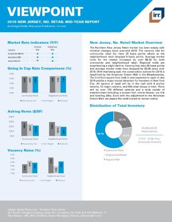 2019 Mid-Year Viewpoint New Jersey Northern Retail Report