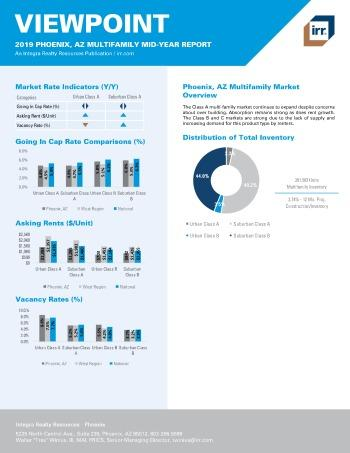 2019 Mid-Year Viewpoint Phoenix Multifamily Report