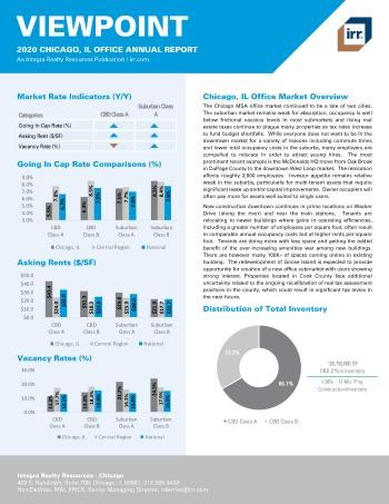 2020 Annual Viewpoint Chicago Office Report
