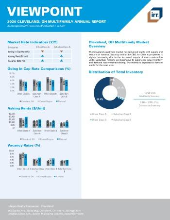 2020 Annual Viewpoint Cleveland Multifamily Report