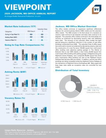 2020 Annual Viewpoint Jackson Office Report