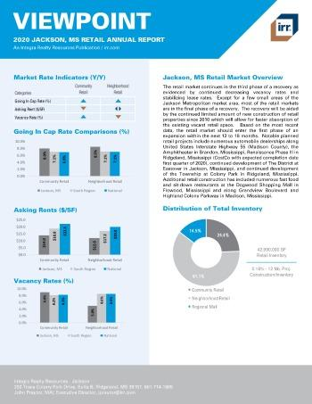 2020 Annual Viewpoint Jackson Retail Report