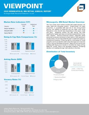 2020 Annual Viewpoint Minneapolis Retail Report