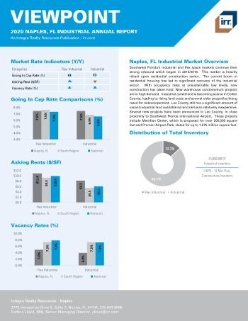 2020 Annual Viewpoint Naples Industrial Report