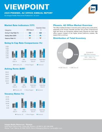 2020 Annual Viewpoint Phoenix Office Report