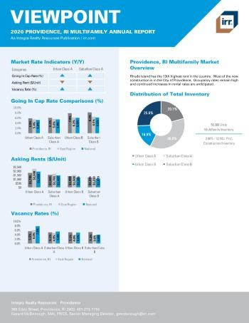2020 Annual Viewpoint Providence Multifamily Report