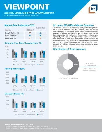 2020 Annual Viewpoint St. Louis Office Report