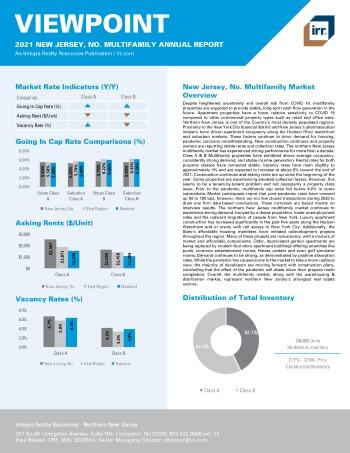 2021 Annual Viewpoint New Jersey, No Multifamily Report