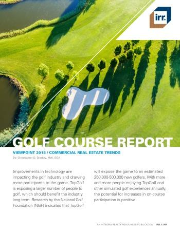 2018 Viewpoint Golf Course Report