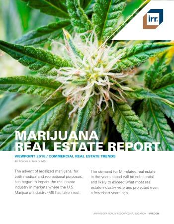 2018 Viewpoint Marijuana Real Estate Report