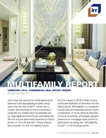 2018 Viewpoint National Multifamily Report