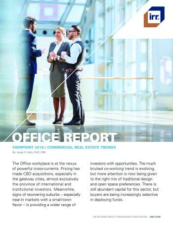 2018 Viewpoint National Office Report