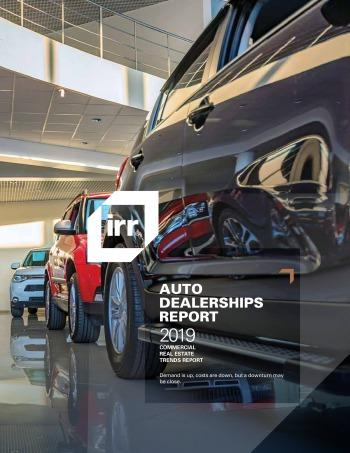 2019 Viewpoint National Auto Dealerships Report